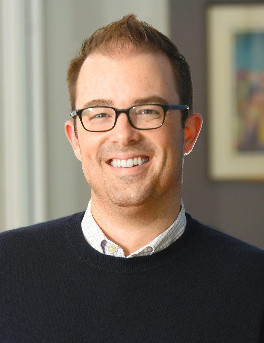 Bryan Nicholson, MA